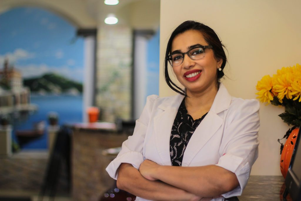 Meet Dr. Reddy at All Smiles Orthodontics